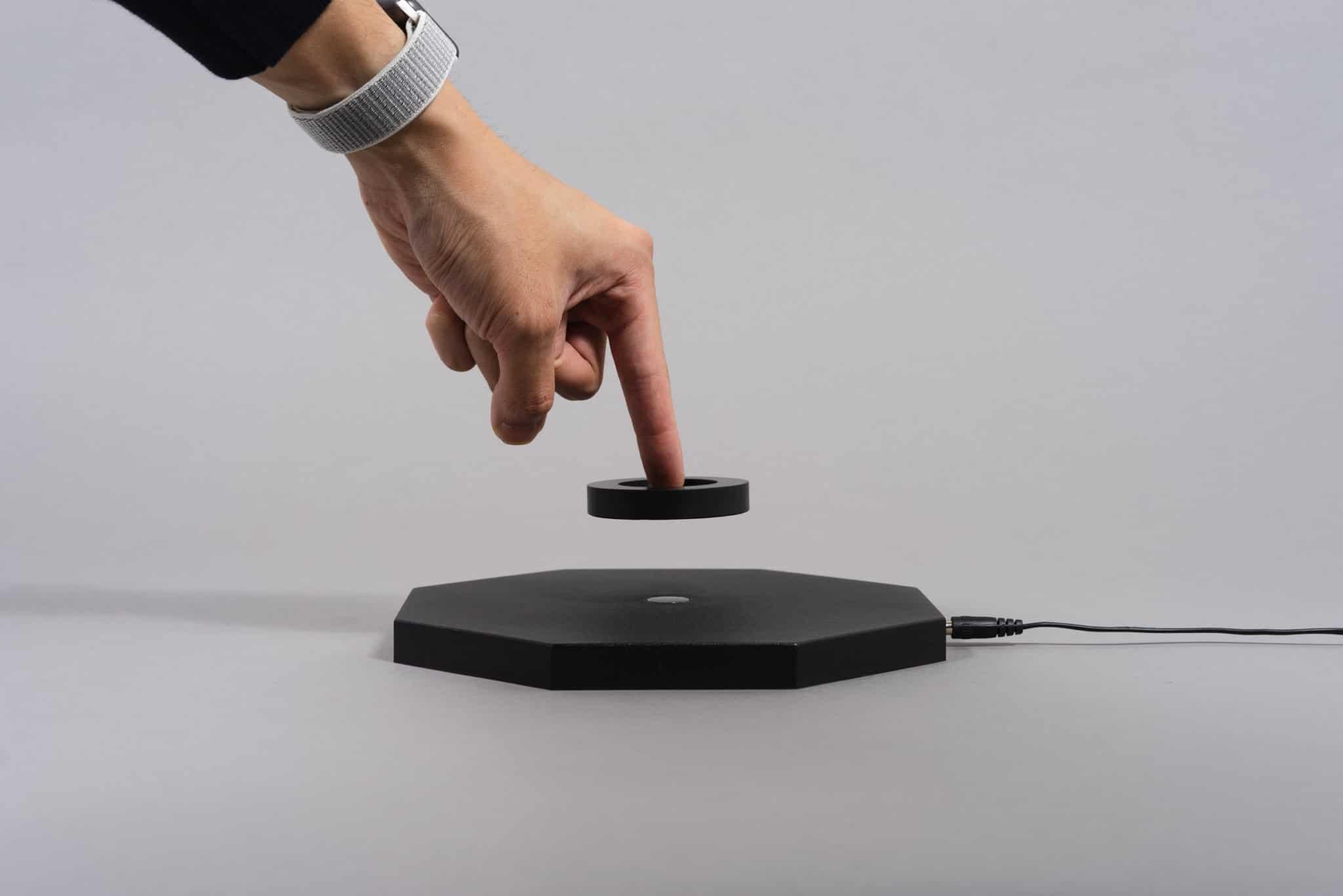 crealev floating levitation technology