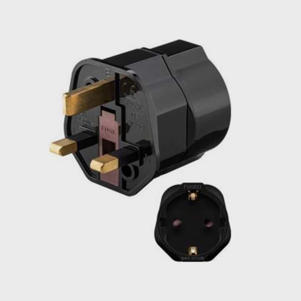 EU - UK conversion plug